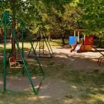 Детская площадка санатория Жемчужина