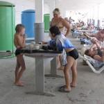 настольные игры на набережной санатория