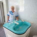 лечебный корпус ванны